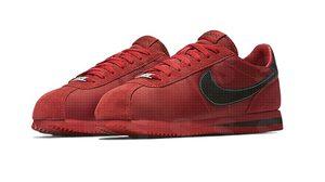 "Nike และ Kendrick Lamar เผยภาพรองล่าสุด Cortez ""DAMN"" สีแดงจี๊ดจ๊าด"