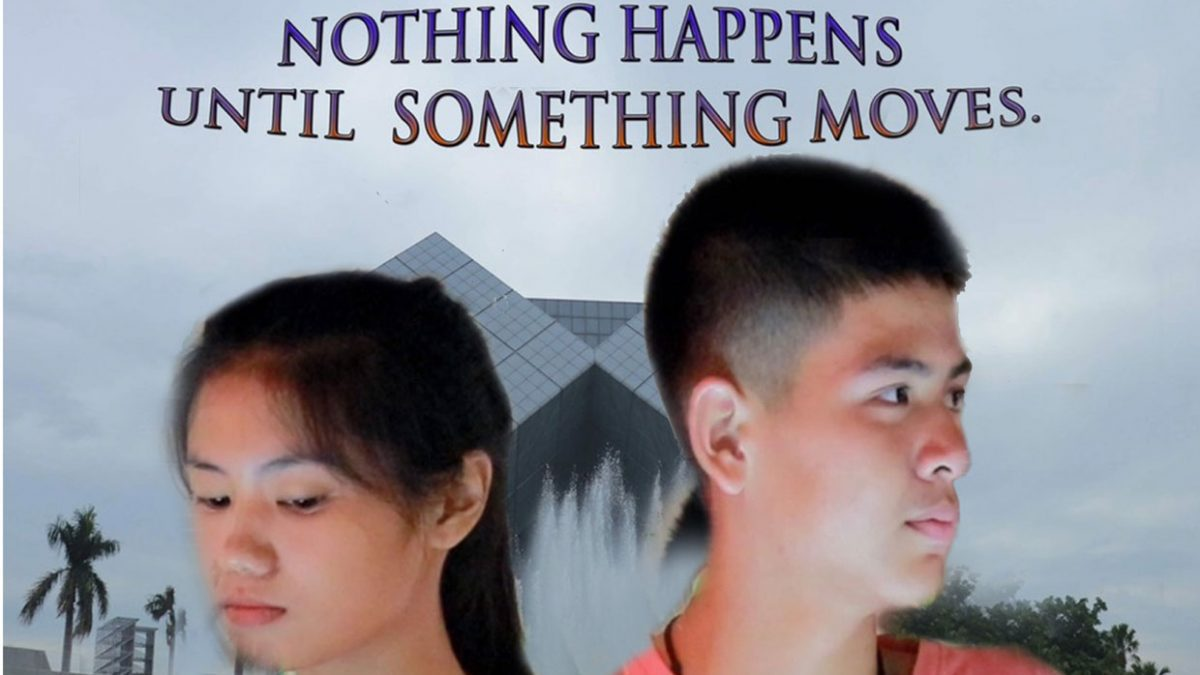 Team Part of the moon เรื่อง Nothing happens until… something moves