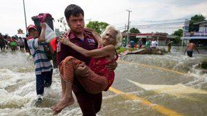 รัฐอนุมัติงบช่วยผู้ประสบภัยน้ำท่วม ครัวเรือนละ 5,000 บาท