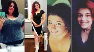 สาววัย31 ลดน้ำหนัก 90กิโล หลังอ้วนมากเพราะกินเหล้าและฟาสต์ฟู้ด ด้วยอาหารคีโต