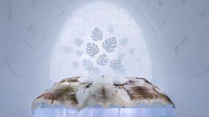 ถ้ายังหนาวกันไม่สะใจ ต้องเจอนี่! โรงแรม น้ำแข็ง สไตล์แฟนตาซีสุดคูล