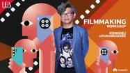 ชวน ครีเอเตอร์รุ่นใหม่ มาติวเข้ม กับผู้กำกับรุ่นใหญ่ คงเดช จาตุรันต์รัศมี HUAWEI Filmmaking Workshop