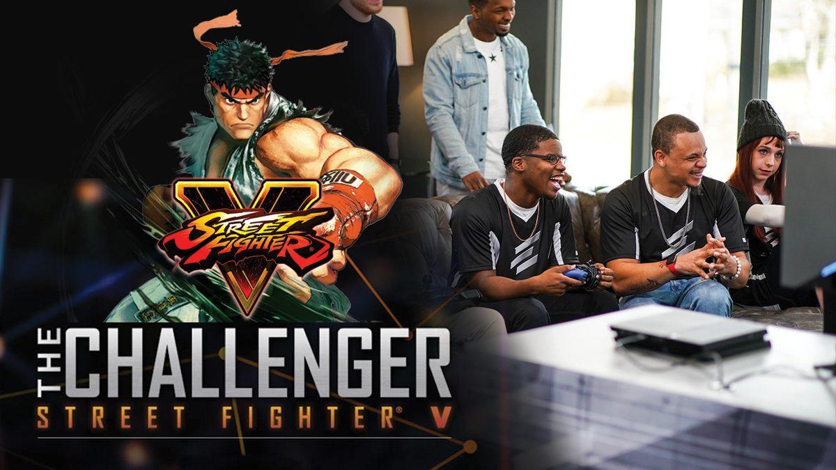 การแข่งขัน Street Fighter V 2018 | รอบ Speed Run Challenger