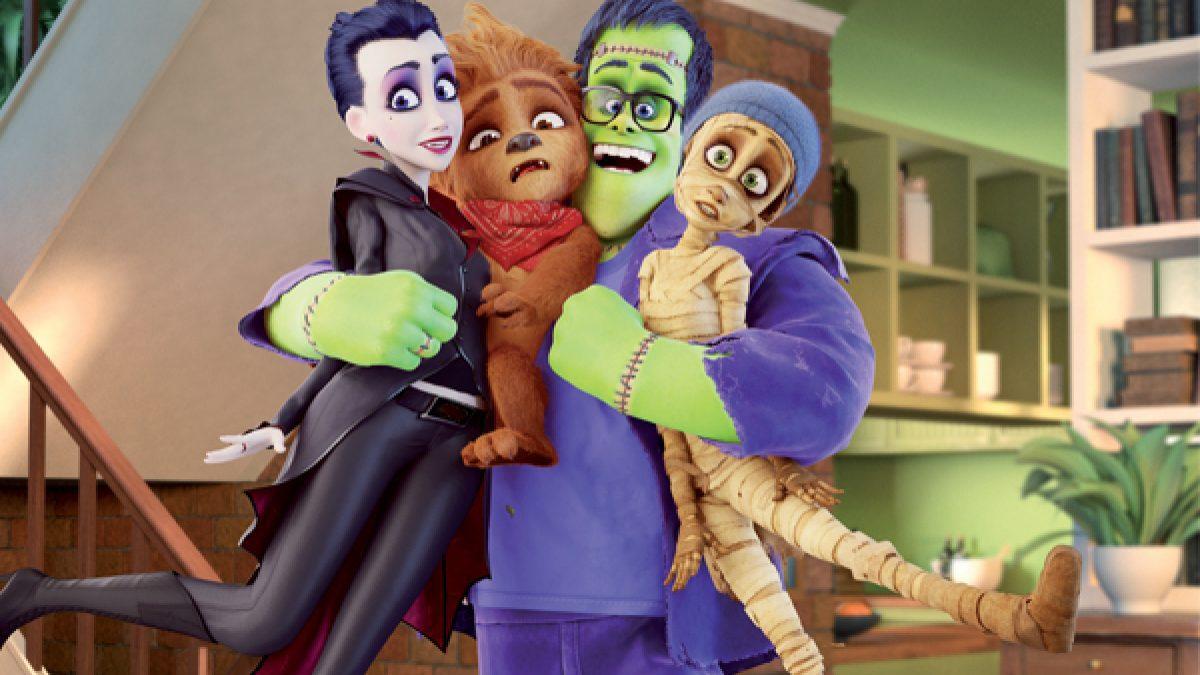 ปิดเทอมนี้เตรียมผจญภัยไปกับ Monster Family ครอบครัวตัวป่วน ก๊วนปีศาจ