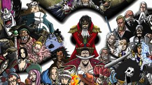 30 อันดับ ตัวละครการ์ตูน Onepiece ที่เหมือนคนจริง!!
