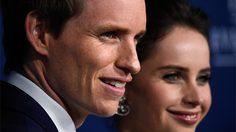 เอ็ดดี เรดเมย์น อาจจะโคจรมาเจอกับสาว เฟลิซิตี โจนส์ อีกครั้งในหนังผจญภัย The Aeronauts
