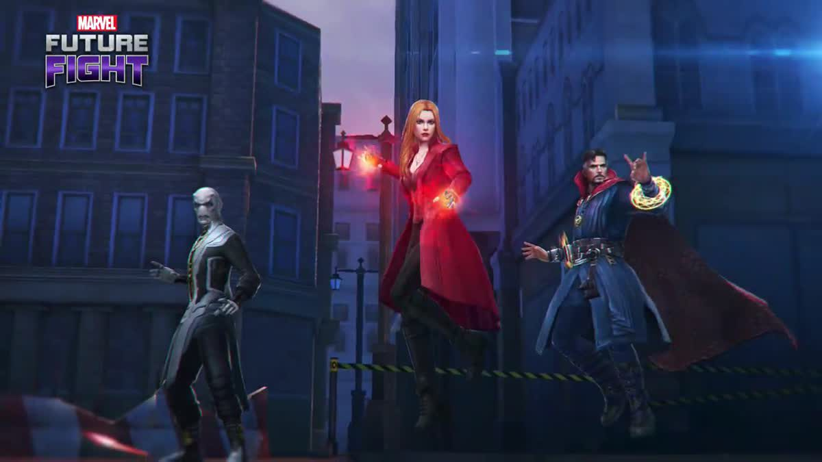 [ตัวอย่างเกม] Marvel Future Fight สงคราม INFINITY WAR ยังไม่สิ้นสุด!