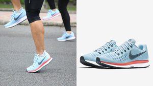 Nike Air Zoom Pegasus 34 ช่วยให้วิ่งเร็วขึ้น ทำเวลาได้ดีขึ้น พร้อมให้ความรู้สึกใหม่ที่แตกต่าง
