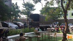 ผู้พักอาศัยแห่ย้ายออกจากคอนโด หลังถูกมือดีนำถุงอุจจาระใส่ถังน้ำ