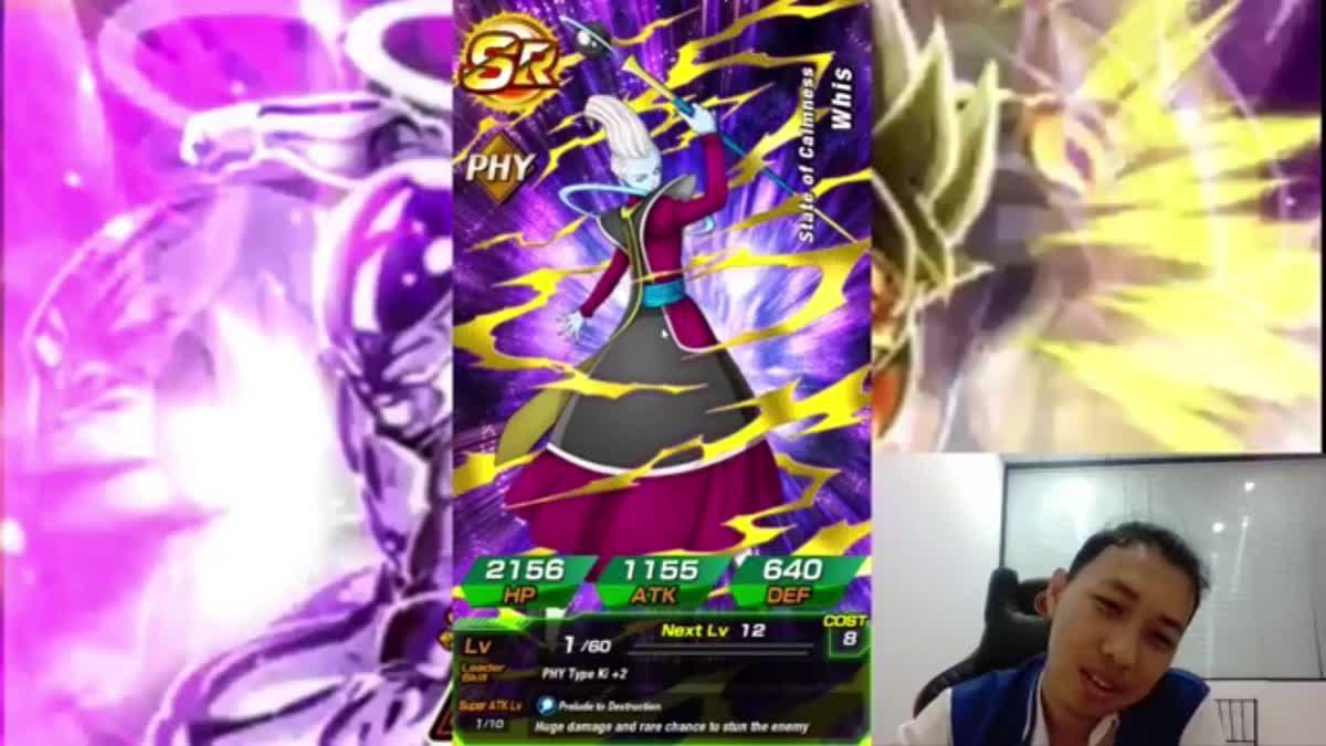 [Dragonball Dokkan Battle] เกลือไม่เกลือ(อากาศมันจะร้อนๆหน่อย) Ep.2