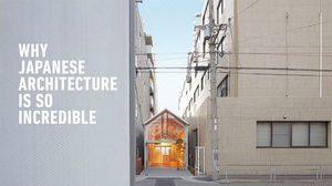 3 ปัจจัยสำคัญ ทำไม สถาปัตยกรรม บ้านญี่ปุ่น ถึงโดดเด่นกว่าใคร!