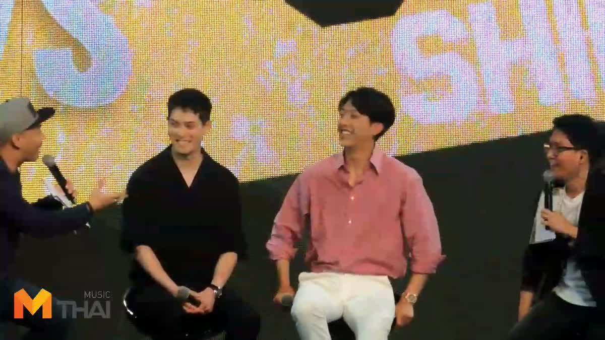 ทอล์คกันมันส์ๆ ระหว่าง จงฮยอน กับ จองชิน พี่รอง-น้องเล็ก CNBLUE