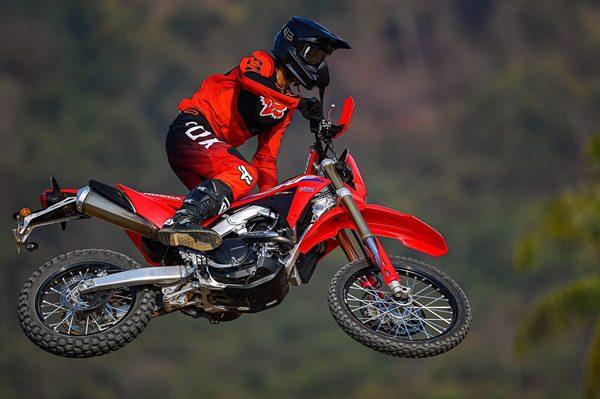 Honda CRF450RL