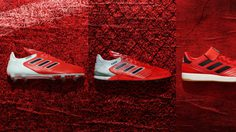 อาดิดาส เปิดตัวรองเท้าสตั๊ด คอลเล็คชั่น โคปา 17 เรด ลิมิต โทนสีแดงสุดโมเดิร์น