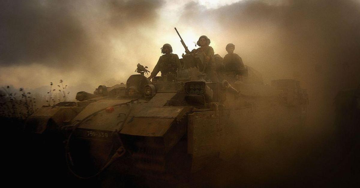 อิสราเอลยิงตอบโต้กลุ่มเฮซบอลเลาะห์