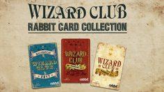 บีทีเอส ผุดบัตร Wizard Club Rabbit Card เอาใจคนชอบสะสม