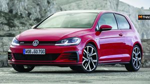 Volkswagen เตรียมปล่อย Golf GTI 2019 รุ่นพิเศษ Rabbit Edition