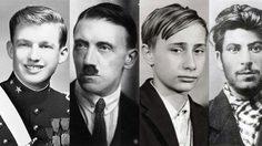 รวมภาพ วันวาน ของเหล่าผู้นำจากทั่วโลก ที่หาชมได้ยาก