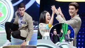 หลุยส์-ทับทิม ควงคู่เล่น แหวน 5 ท้าแสนฯ ชู เอส กันตพงศ์ เป็นไอดอลล่าแจ็กพอต