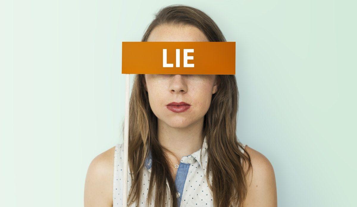 ภาษากายของคนโกหก (Body Language)