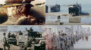 เติมสีสันให้ภาพสมัย สงครามโลกครั้งที่ 2 ของกองกำลังฝ่ายพันธมิตร ให้กลับมาสวยงามอีกครั้ง
