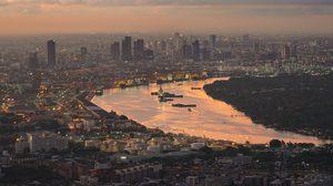 """คิง เพาเวอร์ มหานคร จัดกิจกรรม """"Mahanakhon Sunrise""""  ชมแสงแรกรับวันใหม่ บนจุดชมวิวชั้นดาดฟ้าที่สูงที่สุดในประเทศไทย"""