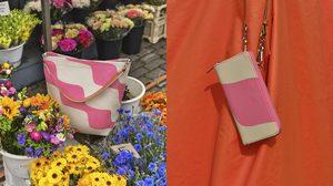 น่ารักอีกแล้ว! กระเป๋าลายพิมพ์ใหม่ Taifuuni ไต้ฝุ่น โทนสีสุดคิ้วท์ จาก มารีเมกโกะ