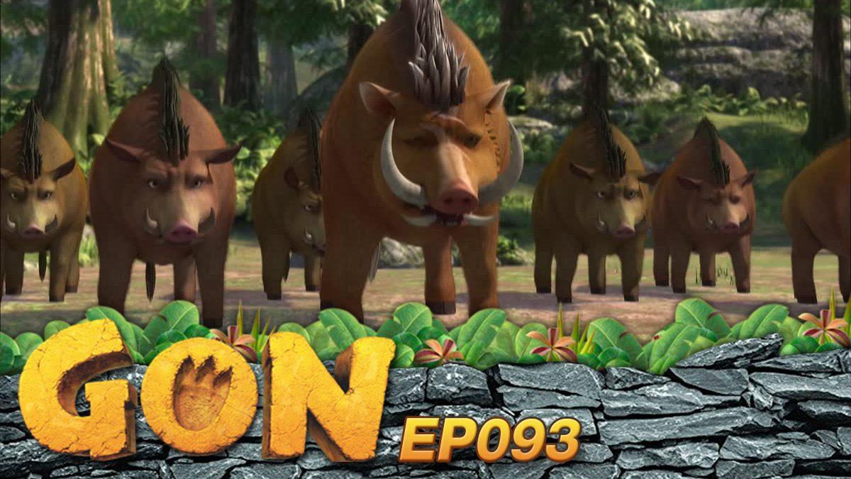 Gon EP 093