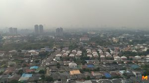 เช้านี้กรุงเทพฯ ค่าฝุ่น PM 2.5 เกินมาตรฐาน 9 พื้นที่