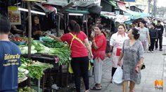 ชาวเกาะสมุยกักตุนอาหารและน้ำมัน หวั่นอิทธิพลพายุโซนร้อนปาบึก