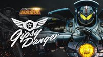 รีวิว S.O.C. GYPSY DANGER Pacific Rim
