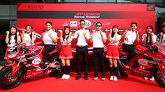 A.P. Honda ประกาศนโยบายผู้นำวงการมอเตอร์สปอร์ตไทย พร้อมดึง BNK48 เป็นทีมแอมบาสซาเดอร์