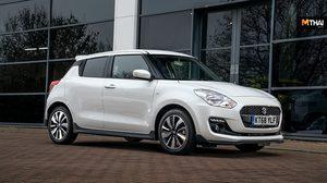 Suzuki เปิดตัวซูเปอร์มินิรุ่นพิเศษ Suzuki Swift Attitude ที่ประเทศอังกฤษ