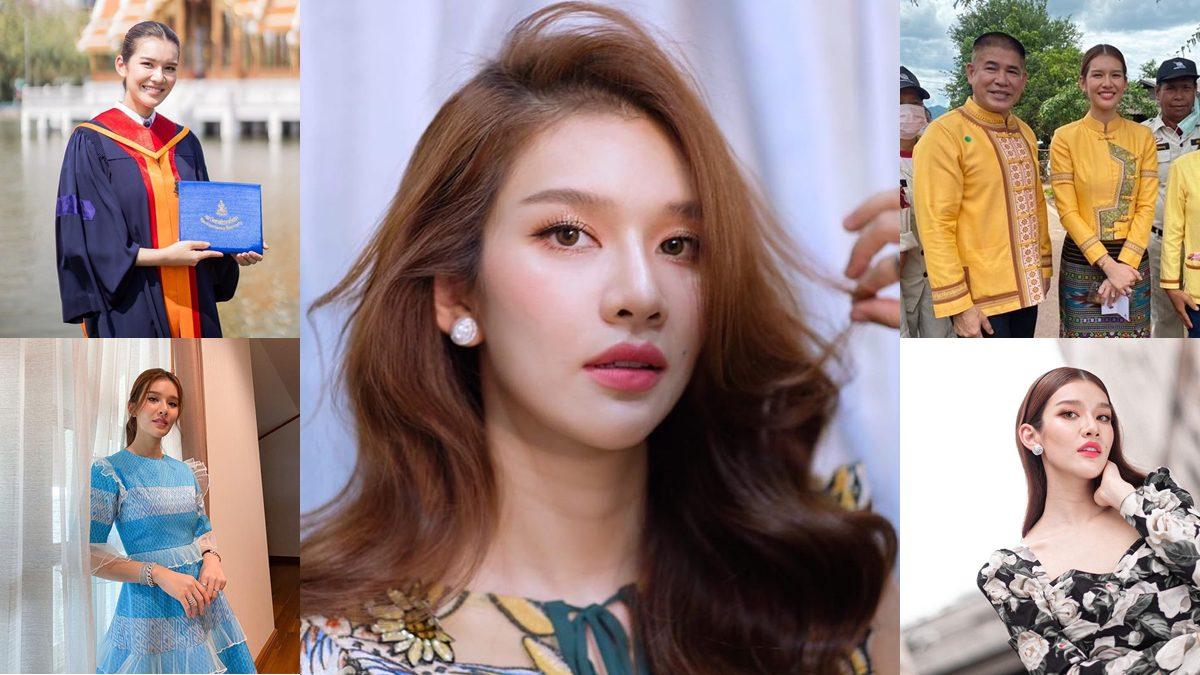 """5 เรื่องของ """"จุ๊บจิ๊บ ธนพร"""" สาวสวยดีกรีนางสาวไทย ข้าราชการการเมือง ตำแหน่งประจำสำนักเลขาธิการนายกรัฐมนตรี"""