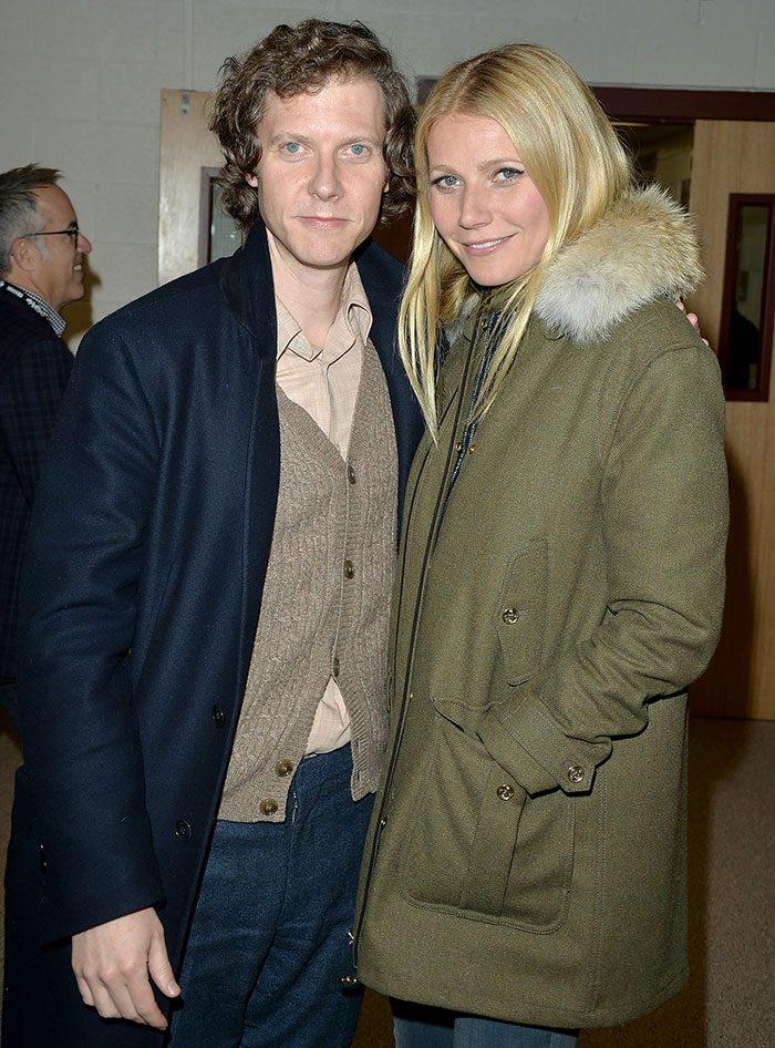 Gwyneth Paltrow กับน้องชาย Jake