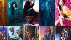เผยโฉมหน้านักแสดงในบทบาทตัวละคร Lupin III
