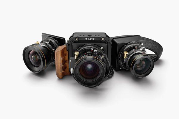 Phase One x Alpa A-Series Camera