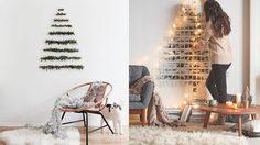 DIY ต้นคริสมาสต์