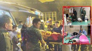 ปะทะอีก! ทหาร-ตำรวจยิงถล่มแก๊งค้ายาวิสามัญคนร้าย 1 ศพ