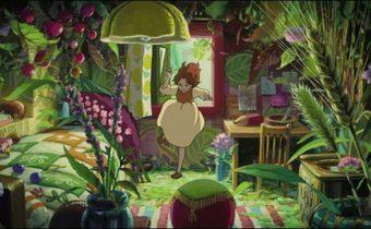 Arrietty อาริเอดี้ มหัศจรรย์ความลับคนตัวจิ๋ว