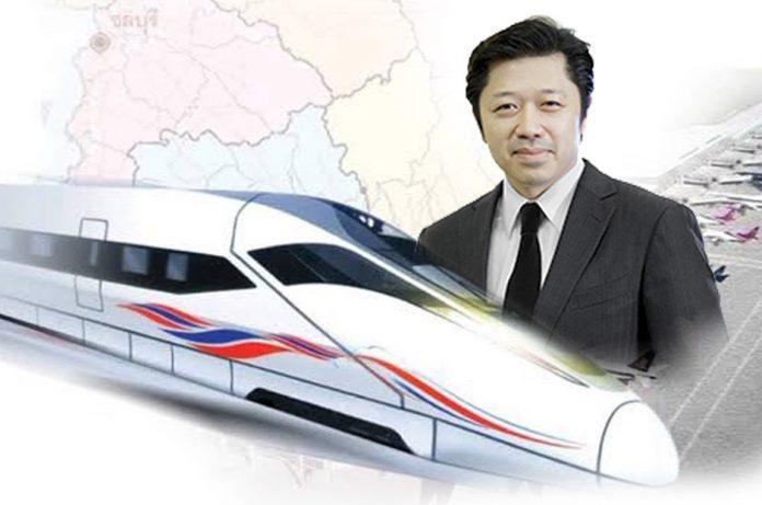 เปิดใจ CEO เครือซีพี กับโปรเจคใหม่รถไฟความเร็วสูง...โจทย์หินที่ต้องก้าวข้าม