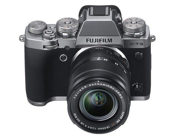 Fujiflim X-T3 สีเงิน