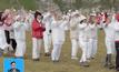 การเต้นอันศักดิ์สิทธิ์ในบัลแกเรีย