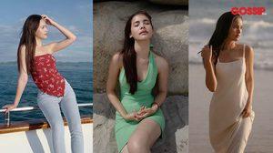 เที่ยวทะเล แบบไม่ง้อชุดว่ายน้ำ สไตล์ ญาญ่า อุรัสยา