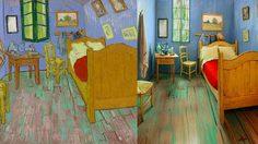 สุดเจ๋ง!! ใช้ชีวิตใน ภาพวาดห้องนอนของ แวนโก๊ะ ด้วยเงินเพียง 10 ดอลลาร์