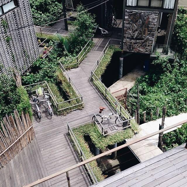 บางกอก ทรี เฮ้าส์ -Bangkok Tree House