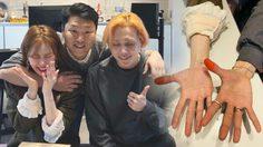 ฮยอนอา – ฮโยจง แพ็คคู่เซ็นสัญญาเป็นศิลปินในค่ายของ 'PSY'