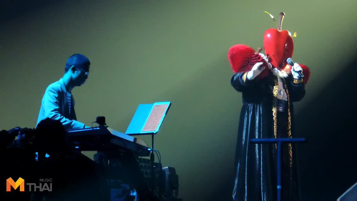 โอ๊ต ปราโมทย์ 'หน้ากากแอปเปิ้ล' แผดพลังเสียง ในเพลง ฤดูที่ฉันเหงา