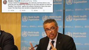 องค์การอนามัยโลก วอนหยุดเรียก โควิด-19 เป็นไวรัสจีน