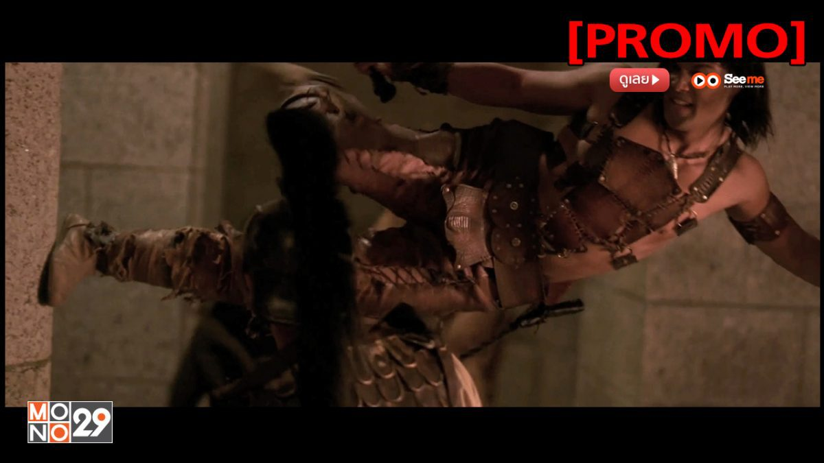 The Scorpion King 2: Rise of a Warrior อภินิหารศึกจอมราชันย์ [PROMO]